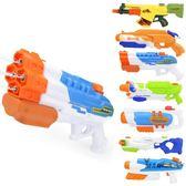 玩具水槍 兒童抽拉式呲水槍漂流打水仗大號成人水槍高壓射程遠夏季XW 全館免運