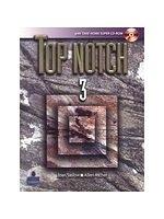 二手書博民逛書店 《Top Notch 3》 R2Y ISBN:0132386240│Saslow