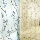 窗紗-北歐陽光 [抓褶150cm](布與紗不能車一起)(尺寸、加工方式與主布相同)【微笑城堡】