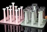 玻璃杯架水杯掛架茶杯架收納架瀝水杯架創意水杯架子置物架瀝水盤 百搭潮品