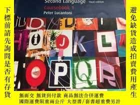 二手書博民逛書店Cambridge:罕見English as a second
