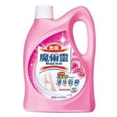 魔術靈地板清潔水漾玫瑰瓶裝2000ml【愛買】