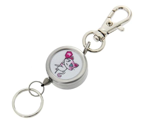 【S4】Reel Keyholder CATS 小梅 飛鏢配件 DARTS