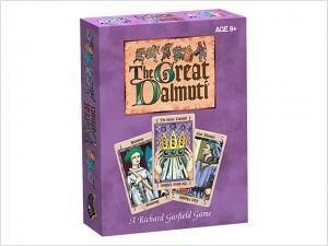 『高雄龐奇桌遊』力爭上游 The Great Dalmuti 正版桌上遊戲專賣店