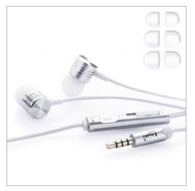 新竹【超人3C】E-books S30 音控接聽 入耳式耳機 內建接聽鍵 音質清晰