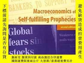 二手書博民逛書店Macroeconomics罕見Of Self-fulfilling Prophecies - 2nd Editi