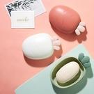 肥皂架 創意肥皂盒個性帶蓋可愛大號香皂盒衛生間瀝水收納盒家用卡通皂托【快速出貨八折下殺】