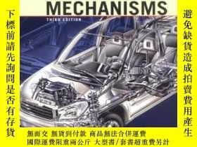 二手書博民逛書店Theory罕見Of Machines And Mechanisms-機械原理Y436638 John J.