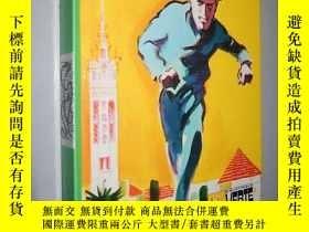 二手書博民逛書店Langelot罕見en permission 法文原版精裝Y1