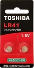 TOSHIBA銀電池-LR41-2入 (...