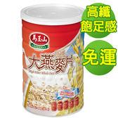 99免運【馬玉山】高纖大燕麥片800g