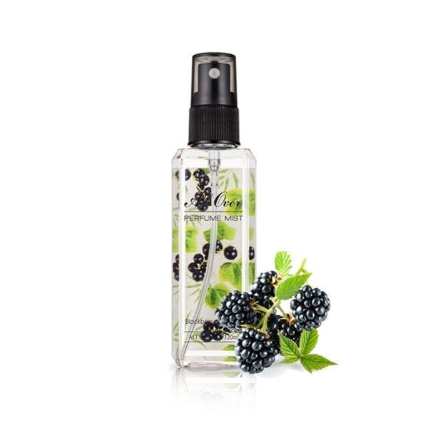 MISSHA 香氛噴霧 黑莓&岩蘭草 120ml