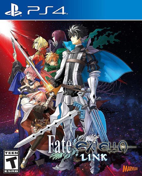 PS4 Fate/EXTELLA LINK(美版代購)