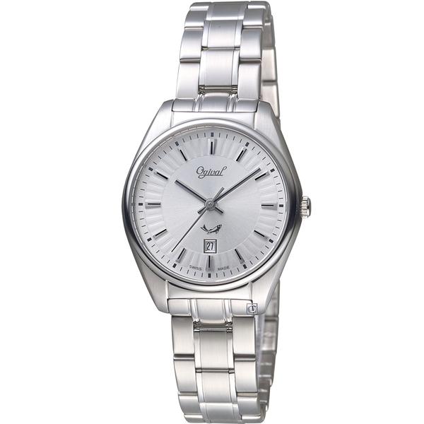 愛其華Ogival知性韻調時尚腕錶    350-01LS