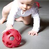 丹麥hevea 寶貝星球安撫玩具/固齒器 莓果紅