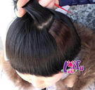 ★依芝鎂★W101髮片小片髮片哪空補哪髮...