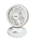 日本sezze西哲電風扇空氣循環扇渦輪對流靜音臺式家用臺扇P-222BK MKS免運