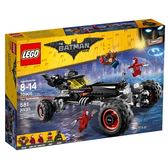 樂高積木LEGO《 LT70905 》Batman Movie 蝙蝠俠電影 : The Batmobile╭★ JOYBUS玩具百貨