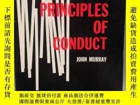 二手書博民逛書店【英文原版】Principles罕見of Conduct Aspects of Biblical Ethics
