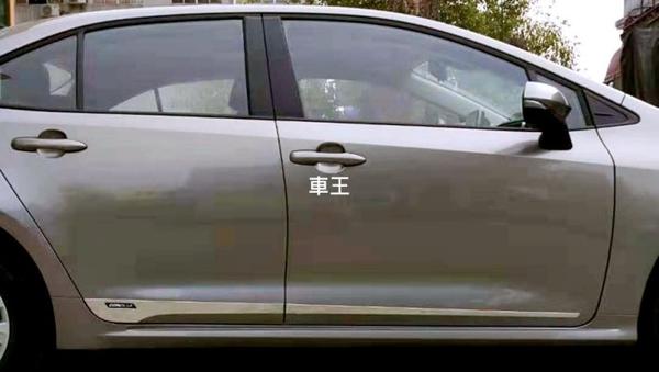 【車王汽車精品百貨】豐田 Toyota 2019 Altis 12代 車身飾條 車門飾條 防撞條 保護條