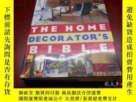 二手書博民逛書店THE罕見HOME DECORATOR S BIBLE(家庭裝飾