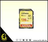 ES數位 SanDisk Extreme SDXC 600X 90MB/60MB V30 128G 128GB 高速 記憶卡 4K錄影 高速拍攝 SD 公司貨