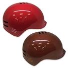 日本 iimo 新版兒童安全帽(紅/棕)