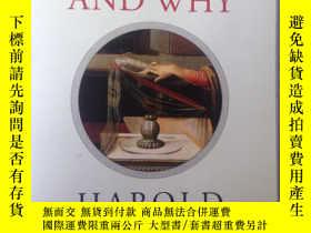 二手書博民逛書店How罕見to read and whyY56429 Harol