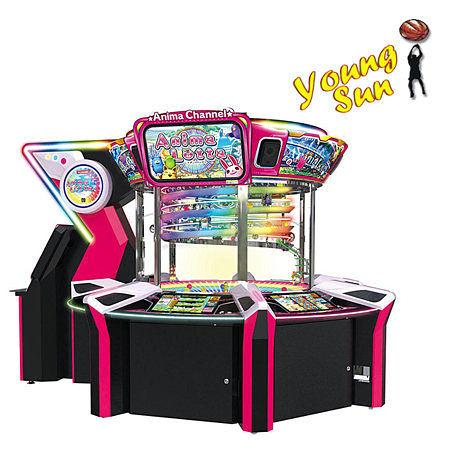 賓果精靈 賓果機台 娃娃機 籃球機 投籃機 彩票類 尾牙開幕熱場園遊會校慶出租/出售