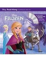 二手書博民逛書店《Frozen [With Book(s)] (Read-Along Storybook and CD)》 R2Y ISBN:9781423170648