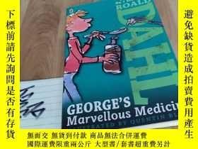 二手書博民逛書店george s罕見marvelous medicineY15335 見圖 見圖