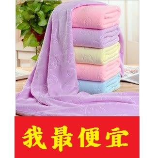 超細纖維燙花小熊浴巾毛巾吸水浴巾三秒快乾小熊大浴巾毛巾方巾 壓花毛巾 兒童 洗澡 浴巾 游泳