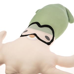 HOLA 涼感造型抱枕79x60cm-潛水烏賊