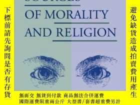二手書博民逛書店The罕見Two Sources Of Morality And ReligionY307751 Henri