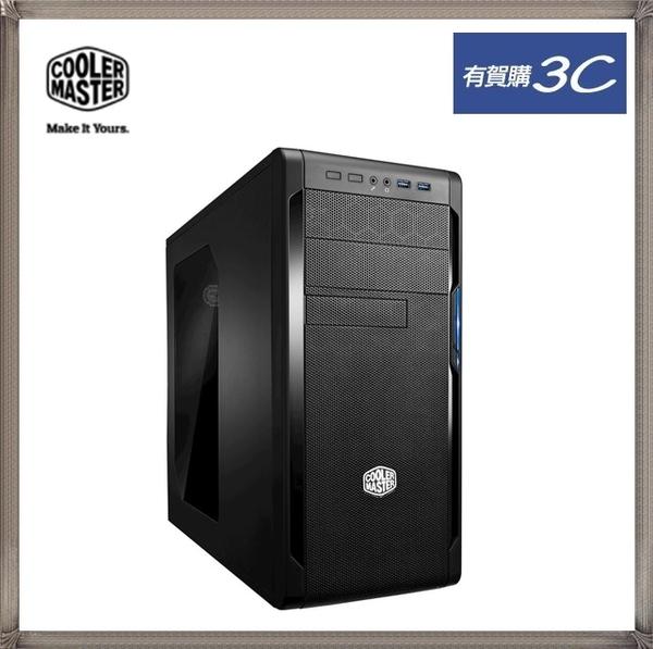 Cooler Master 酷碼 N300 黑化機殼