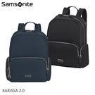 Samsonite 新秀麗【KARISSA 2.0 KC5】iPad平板後背包 輕量尼龍 減壓背帶 可插掛行李 通勤推薦
