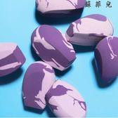 大理石紋路美妝蛋彩妝海綿