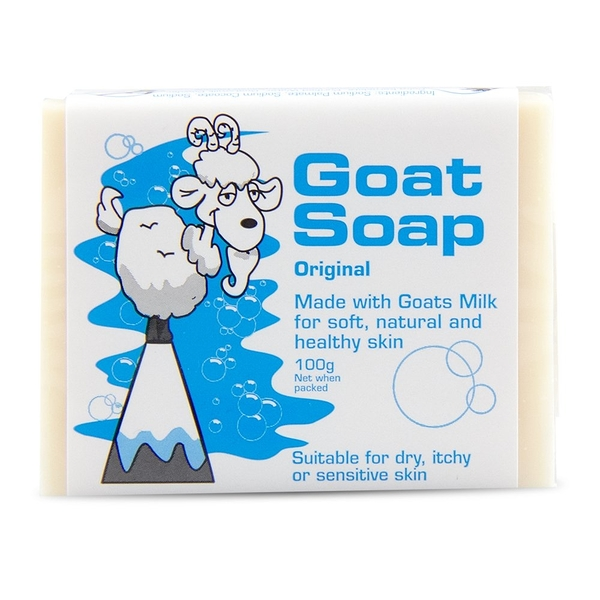 GOAT SOAP 澳洲天然手工羊奶皂 - 原味