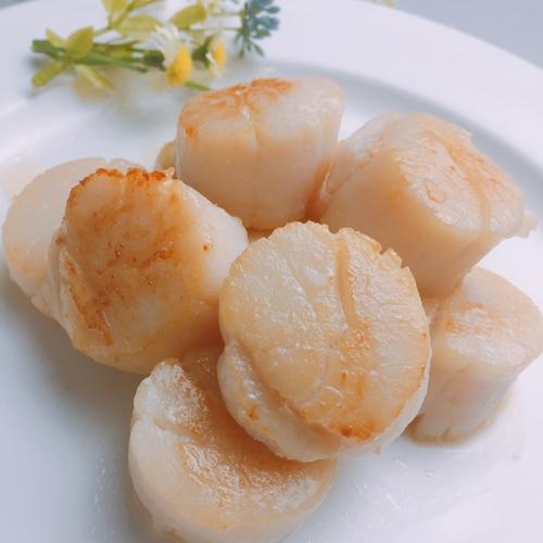 Camaron 卡馬龍 嚴選 北海道 干貝2S 生食級1Kg 單盒 約36~40顆