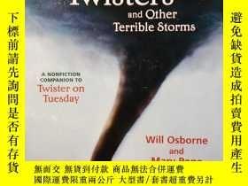 二手書博民逛書店Twisters罕見and Other Terrible Sto