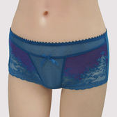 曼黛瑪璉-15AW-V極線水潤白  低腰平口無痕褲(自信綠)(未滿3件恕無法出貨,退貨需整筆退)