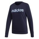 Adidas ESSENTIALS 女款長袖上衣-NO.EI0678