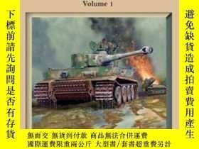 二手書博民逛書店The罕見Three Battles of Vitebsk Volume 1-維捷布斯克三戰第一卷Y41495