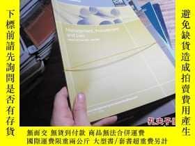 二手書博民逛書店management,procurement罕見and law