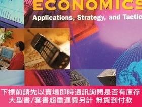 二手書博民逛書店Managerial罕見economics:Applications,strategy, and tactics(