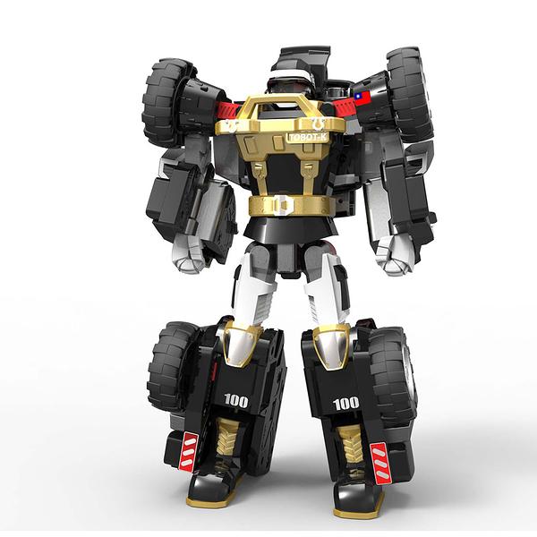 促銷優惠 TOBOT 機器戰士 K BLACK