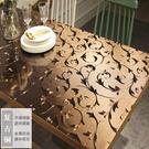 桌布 防水防燙防油免洗pvc軟玻璃塑料台布水晶板長方形茶幾墊桌墊RM