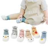 短襪 童襪卡通鬆口立體防滑襪-321寶貝屋