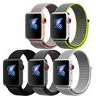 【38mm 運動魔術錶帶 】 Apple Watch Series 1/2/3 智慧手錶運動型錶環/魔鬼氈扣帶/尼龍織紋