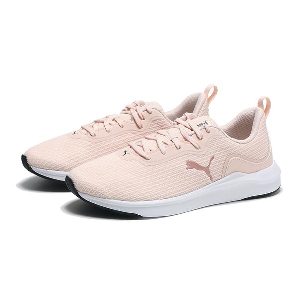 PUMA 慢跑鞋 SOFTRIDE FINESSE 粉玫瑰金 網布 軟Q 休閒 女 (布魯克林) 19508604